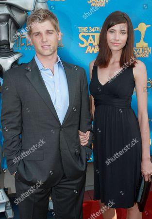 Editorial image of 34th Annual Saturn Awards, Arrivals, Universal Hilton Hotel, Universal City, California, America - 24 Jun 2008