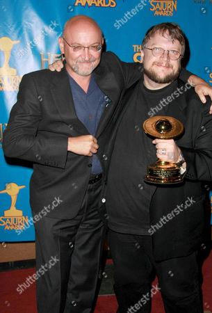 Frank Darabont and Guillermo Del Toro
