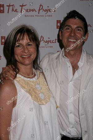 Peggy Rajski, James Lecesne