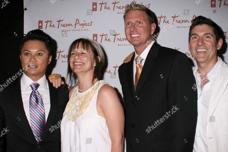 Editorial photo of The Trevor Project New York Gala at the Mandarin Oriental Hotel, New York, America - 30 Jun 2008