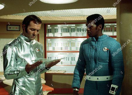 'UFO'   TV Michael Billington and Harry Baird
