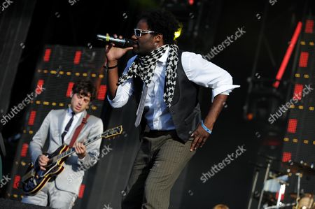Editorial photo of O2 Wireless Festival, Hyde Park, London, Britain - 03 Jul 2008