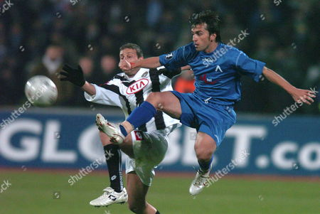 Editorial image of Bulgaria Soccer Uefa Cup - Mar 2006