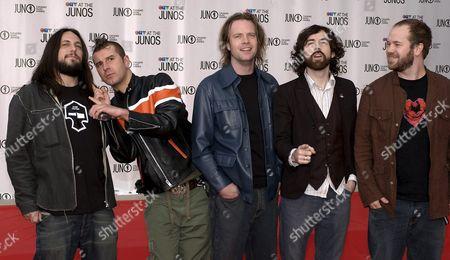 Editorial image of Canada Juno Music Awards - Apr 2005