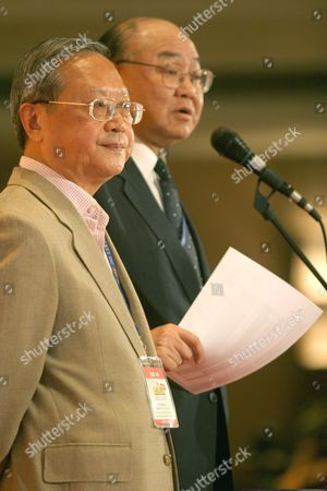 Editorial image of China Elections - Sep 2004