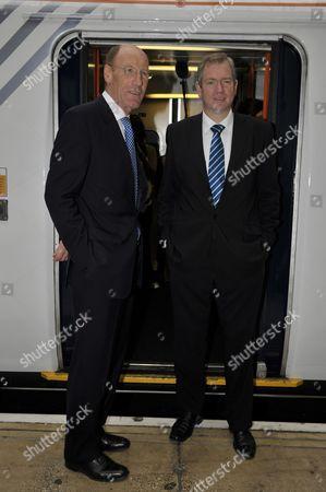 Tom Harris MP and John Armitt
