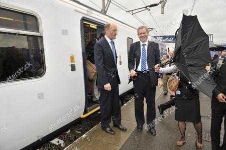John Armitt and Tom Harris MP