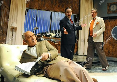 Editorial photo of 'Moonlight and Magnolias' play at the Tricycle Theatre, London, Britain - 08 Jul 2008