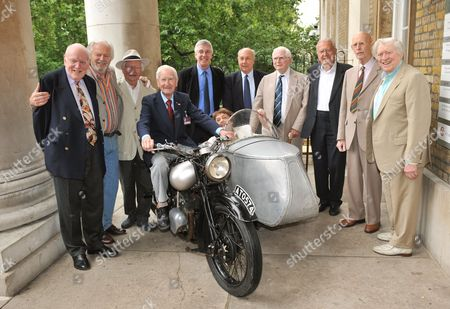 Editorial image of Dad's Army 40th anniversary photocall, Imperial War Museum, London, Britain - 09 Jul 2008