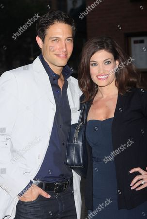 Eric Villency and Kimberly Guilfoyle