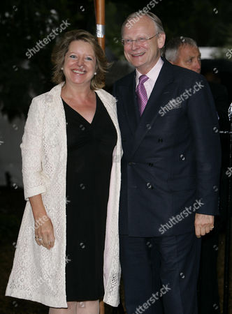 Stock Photo of Guest and John Selwyn Gummer