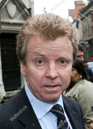 Lord Colin Moynihan, Chairman of the British Olympics Authority