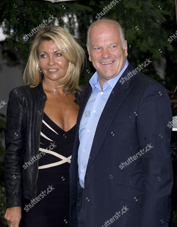 Andy Gray and Rachel Lewis