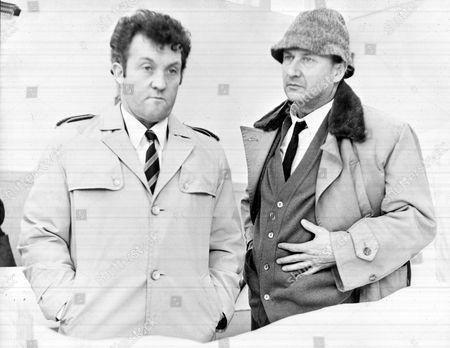 'Death Line'   Film - Norman Rossington and Donald Pleasance