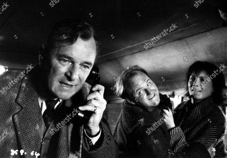 'The Informers' film -  Nigel Patrick and Roy Kinnear