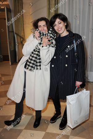 Editorial picture of Ete collection launch, Maison Oud au Ritz, Paris, France - 10 Jan 2017