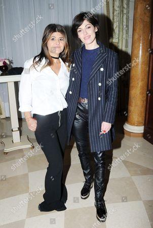 Patricia Bitton and Jennifer Ayache