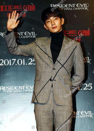 Lee Jun-ki and Lee Joon-gi