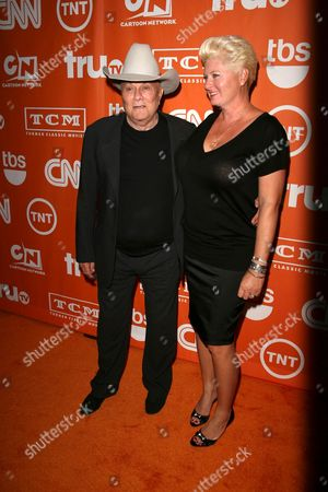 Tony Curtis and Jill Vandenberg Curtis