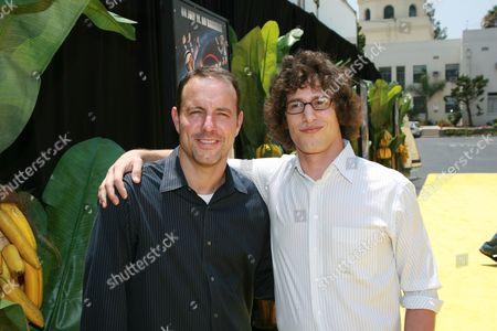 Director Kirk De Micco & Andy Samberg