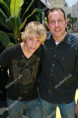 Zack Shada and Director Kirk De Micco