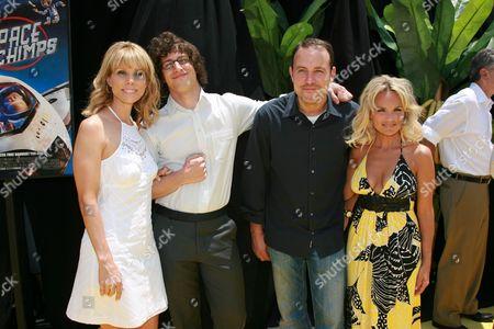Cheryl Hines, Andy Samberg, Kirk De Micco & Kristin Chenoweth
