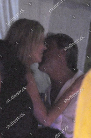 Editorial picture of Kate Moss partying at the Billionaire Club in Porto Cervo, Sardinia, Italy - 12 Jul 2008