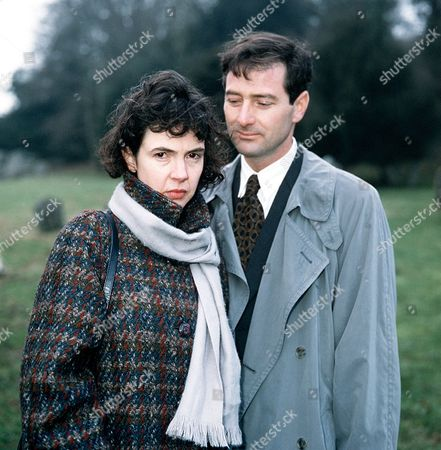 'The Ruth Rendell Mysteries'   TV  'May and June' Picture shows - Phoebe Nicholls as May Thrace and Julian Wadham as John Dyson