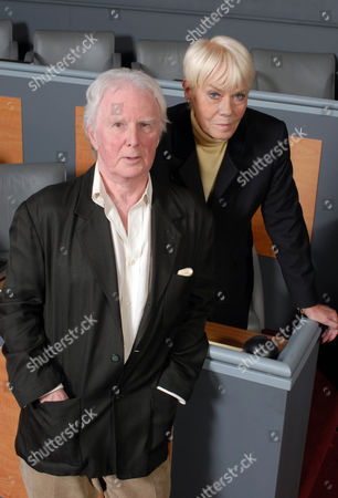'The Trial of Gemma Lang'  - Brian Sewell and Wendy Richard