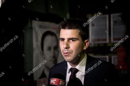 Stock Picture of Mathieu Hanoti