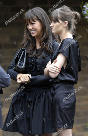Stock Picture of Sheree Murphy and Charli Webb.