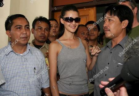Editorial picture of Indonesia Australia Trials Leslie Free - Nov 2005