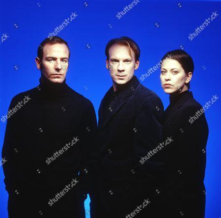 'Touching Evil' TV  Mini Series - Robson Green , Adam Kotz and Nicola Walker