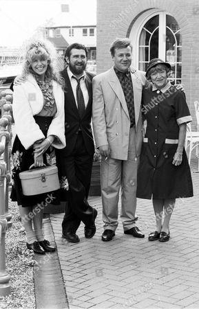 'Palmer'  - Louise Plowright, Gerard Horan, Ray Winstone and Dora Bryan.