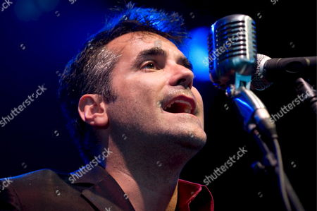 Editorial picture of France Devotchka in Concert - Jul 2008