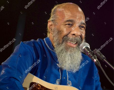 U S Folk Singer and Guitarist Richie Havens Performs at the Solidays Music Festival On the Outskirts of Paris France 6 July 2008 Havens is Best Known For His Powerful Performance of 'Freedom' at the Woodstock Festival in 1969 the Annual Solidays Festival Which is Aimed at Raising Funds For the Fight Against Aids Celebrates Its 10th Anniversary This Year