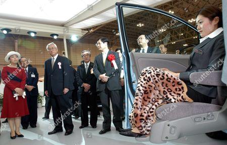 Editorial photo of Japan Tokyo Motor Show - Nov 2004