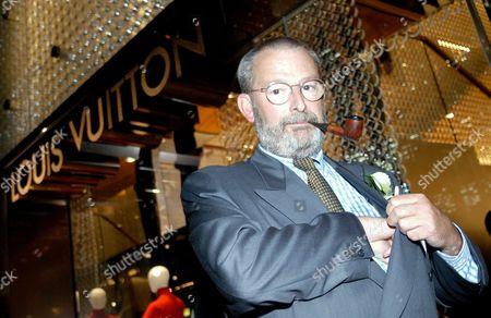 Editorial photo of Louis Patrick Vuiton - Sep 2003