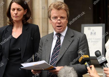 A statement is given by BOA chairman Lord Colin Moynihan after the verdict.
