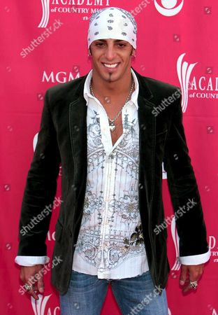 Musician Trent Tomlinson Arrives at the 42nd Annual Academy of Country Music Awards at the Mgm Grand Garden Arena in Las Vegas Nevada 15 May 2007