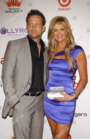 Nancy O'Dell and husband Keith Zubulevich