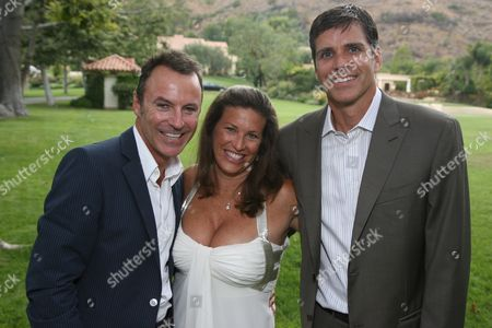 Colin Cowie, Eric and Tamara Gustavson