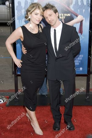 Us Actor Breckin Meyer Arrives with His Wife Deborah Kaplan For the World Premiere of 'Ghosts of Girlfriends Past' at Grauman's Chinese Theater in Hollywood California Usa 27 April 2009 Ghosts of Girlfriends Past Opens in the Usa and Uk On 01 May 2009