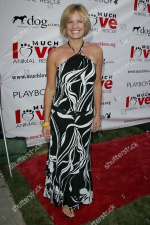 Editorial photo of Much Love Animal Rescue Presents the 2nd Annual 'Bow Wow Wow!' Celebrity Fundraiser, Los Angeles, America - 19 Jul 2008