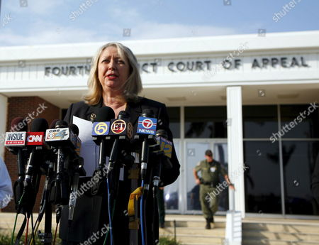Marilyn Beuttenmuller Clerk Fourth District Court of Appeal Informs the Media On Wednesday 28 February 2007 That the Panel of Three Applet Judges Have Ruled That the Body of Anna Nicole Smith Be Release to the Richard Milstein Guardian Ad Litem For the Minor Child Dannielynn Hope That the Body Be Buried in the Bahamas Next to Anna Nicole Smiths Son Upholding the Court Decision of Broward Court Judge Hon Larry Seidlin