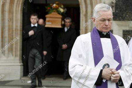 Editorial picture of Britain Kercher Funeral - Dec 2007