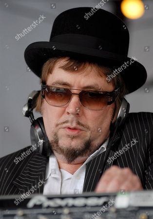 Founder of the Specials Jerry Dammers Dj's at the Rise Festival in London Britain 13 July 2008 Tens of Thousands of People Turned out For London's Annual Rise Festival That Promotes Diversity in Britain's Capital City Epa/nick Rain
