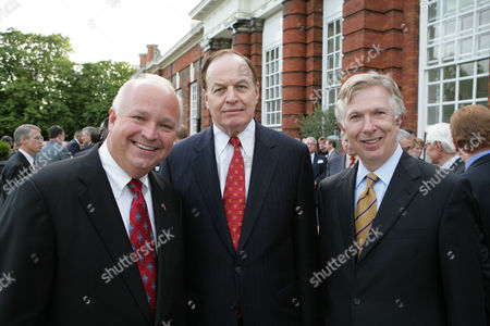 Stock Picture of Congressman Jo Bonner, Senator Richard C. Shelby and Congressman Bud Cramer all from Alabama