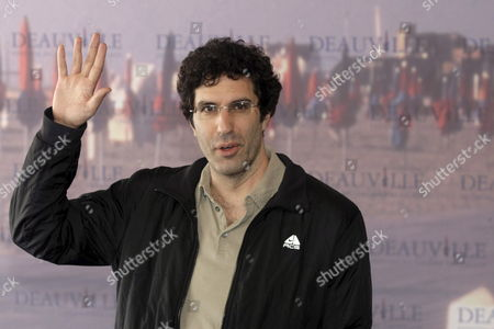 Us Director Jeffrey Blitz Poses During the Photocall at the 33rd American Film Festival of Deauville For His Film in Competition 'Rocket Science' in Deauville France On 04 September 2007