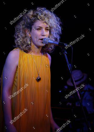 Beth Rowley in concert at Dingwalls, Camden, London